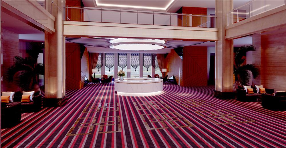 酒店地毯案例