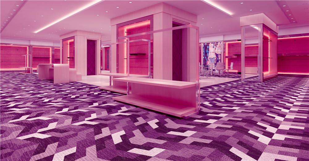 商场服装卖场展厅案例