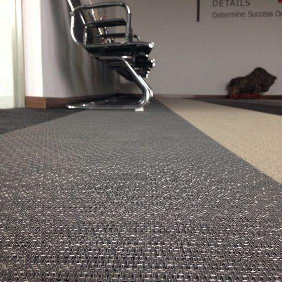 PVC编织地毯有毒?