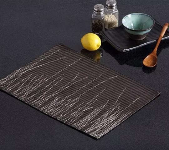 编织餐垫对搭配不同餐具有什么要求?