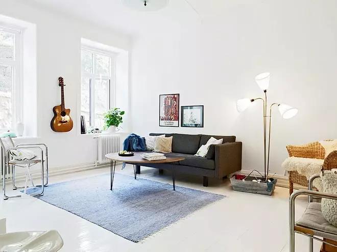 家居地毯该怎么布置?(客厅篇)