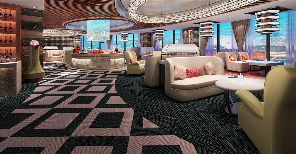 如何选择地毯的厚度同时又节约资金?