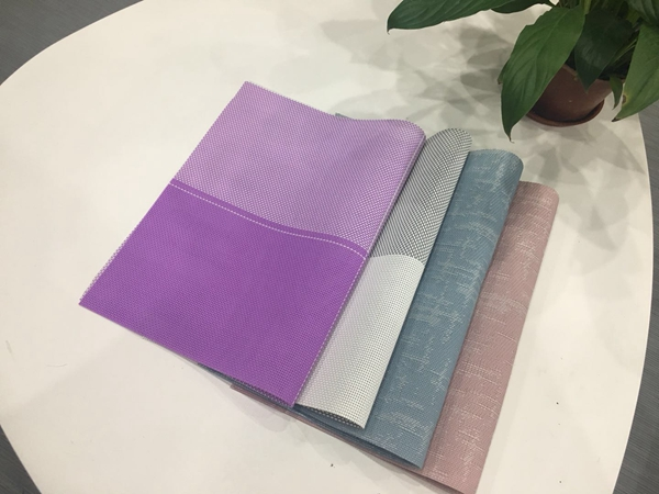 PVC编织餐垫