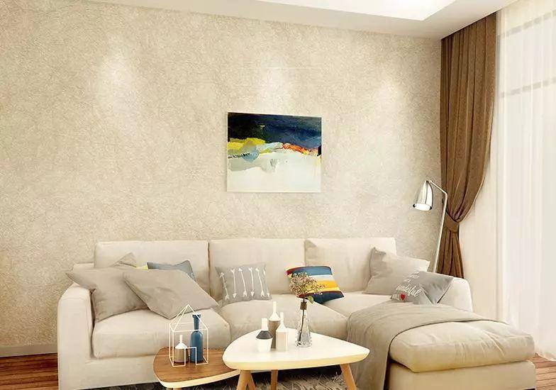 不同材料的墙布是怎么进行分类的?