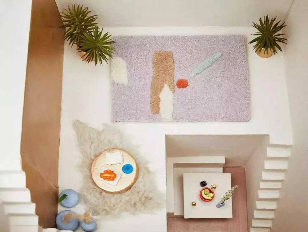 对地毯颜值有要求!才能让你的家居更加精致