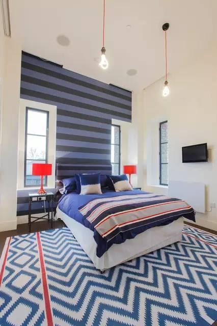 家居地毯该怎么布置?(卧室篇)